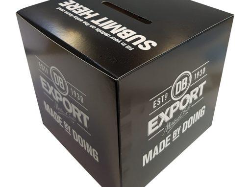 Entry Form Box